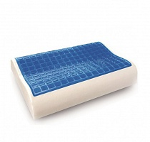 Подушка ортопедическая Espera memory foam support 100S cool gel Espera, 30х50